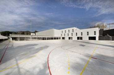ceip lola anglada,arquitectura. Manrique Planas