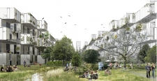 student residence in berlin,architecture. Manrique Planas